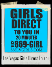 Las Vegas Girls Direct To You T-Shirt