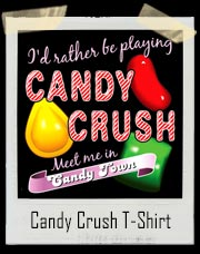 Candy Crush T-Shirt