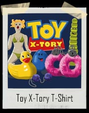 Toy X-Tory - Toy Story T-Shirt