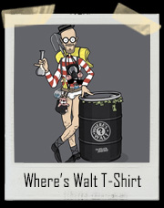 Where's Walt? Breaking Bad T-Shirt