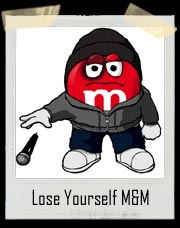 Lose Yourself M&M 8 Mile T-Shirt